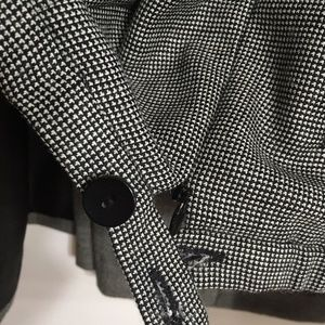 Pendleton Other - Pendleton Pant Suit Wool Black White Sz 12 Womens